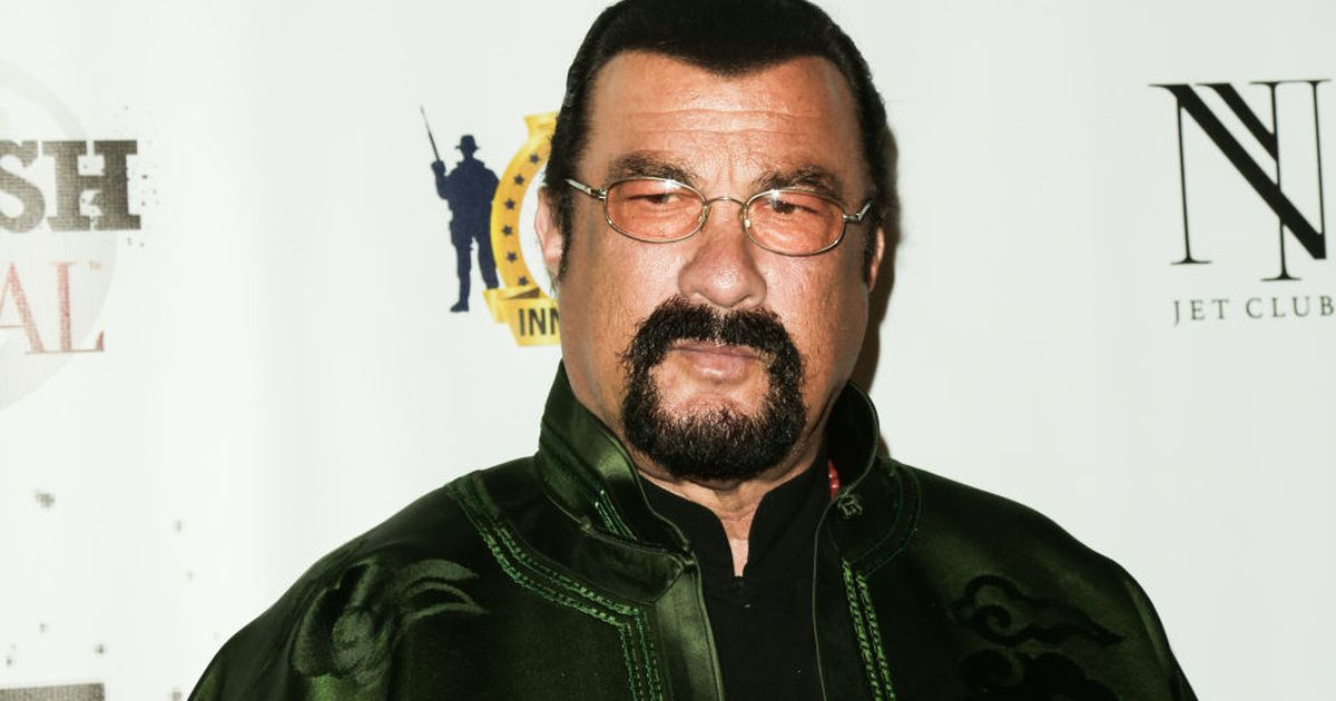 Russia picks Steven Seagal to help its relationship with the U.S.