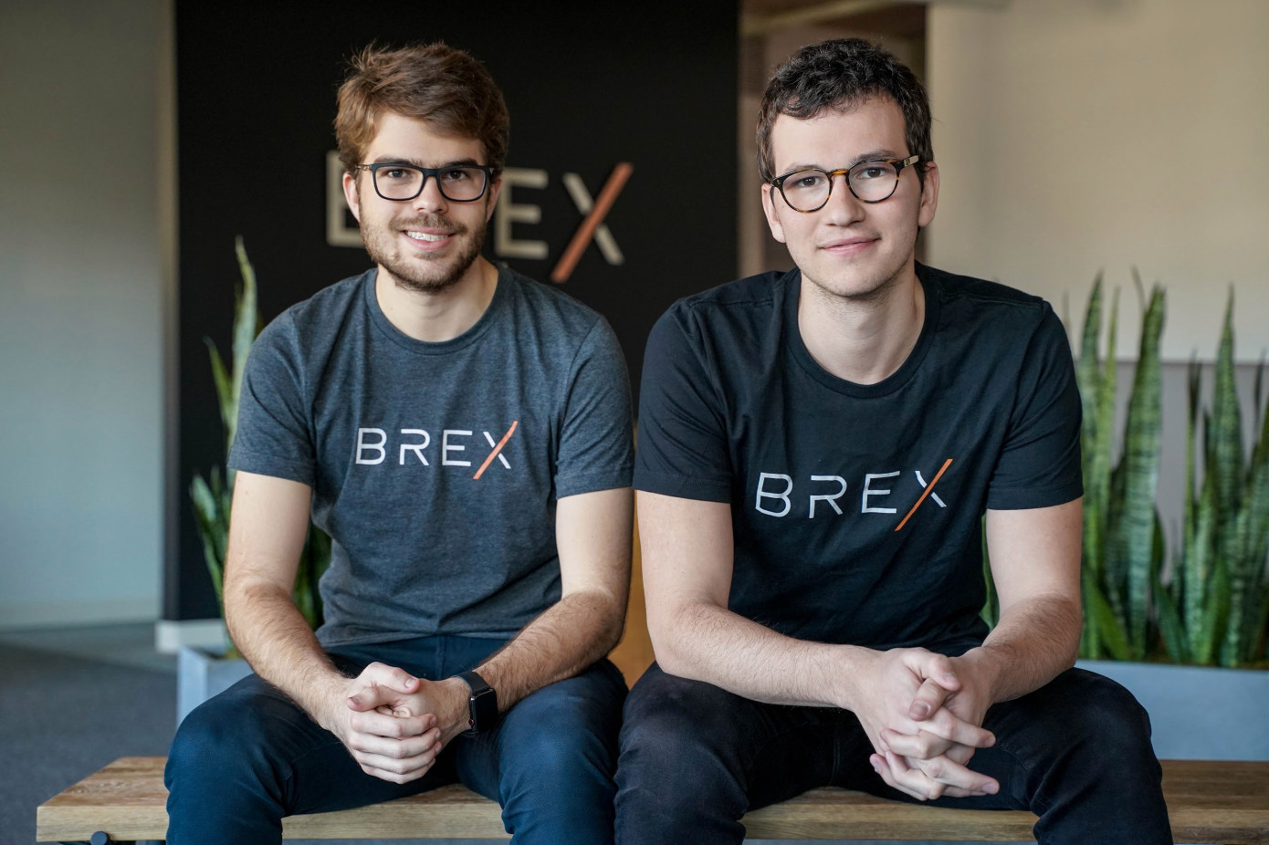 Less than 1 year after launching its corporate card for startups, Brex eyes $2B valuation
