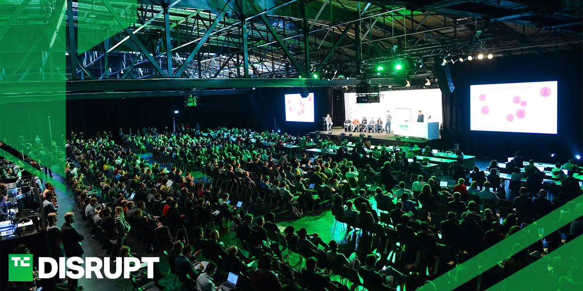 Final week to buy super early-bird passes to Disrupt Berlin 2019