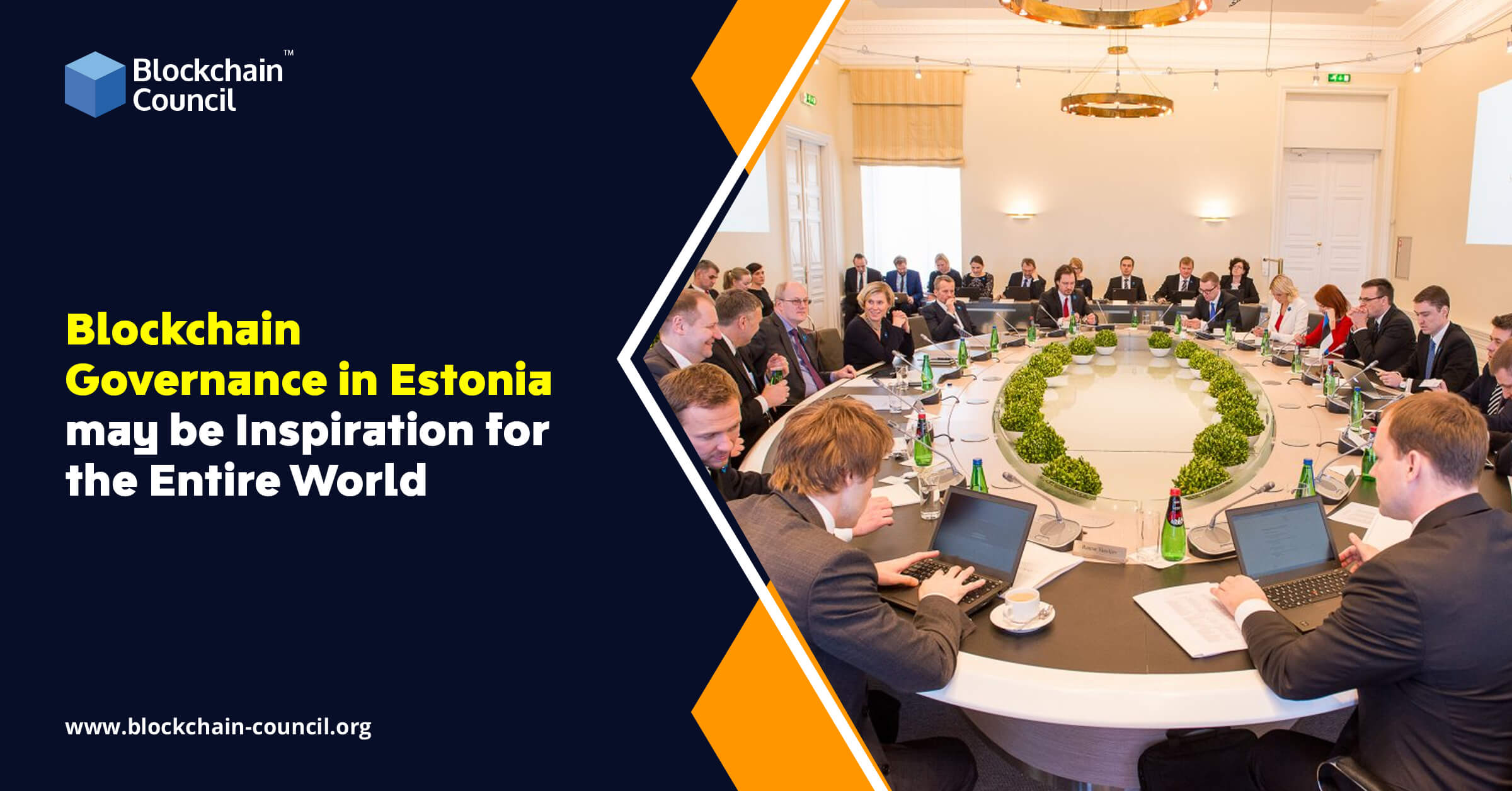 Blockchain Governance in Estonia may be Inspiration for the Entire World